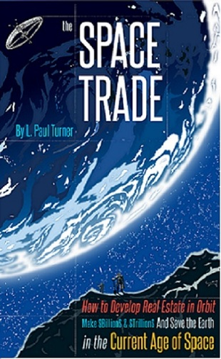 Opens Amazon.com The Space Trade book and description page