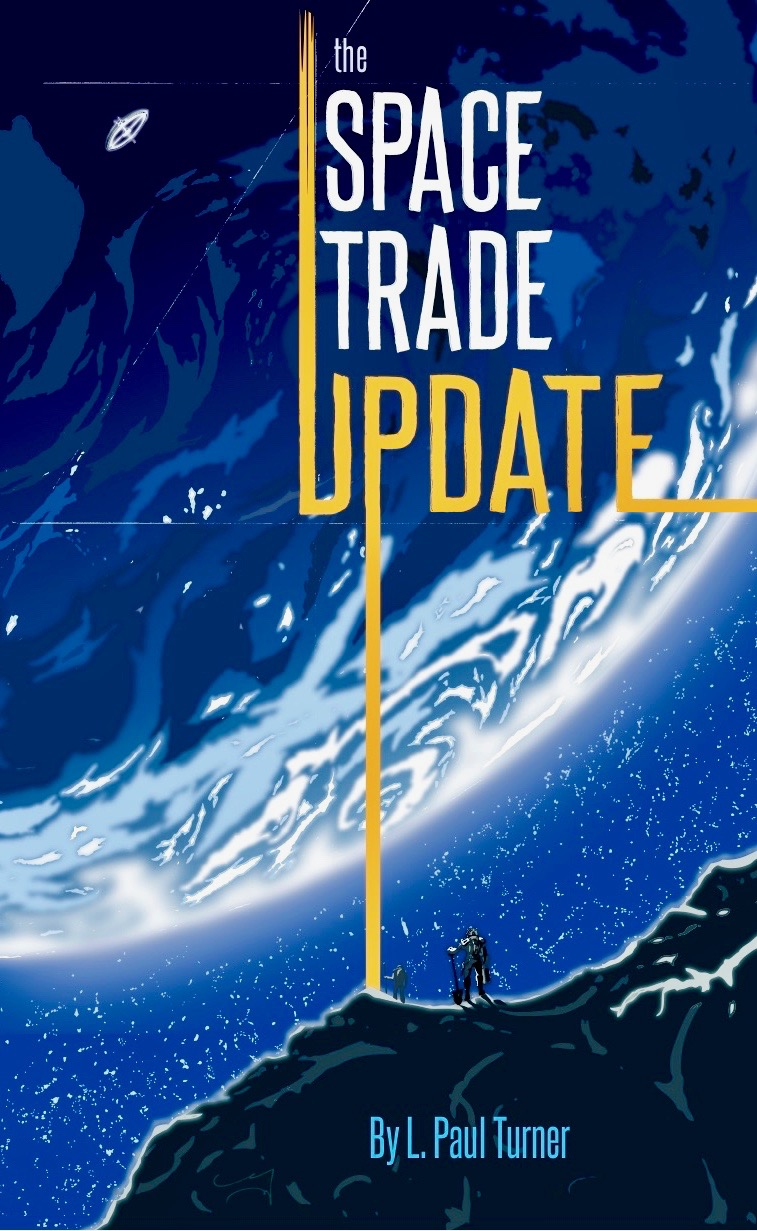 Opens Amazon.com The Space Trade Update book and description page
